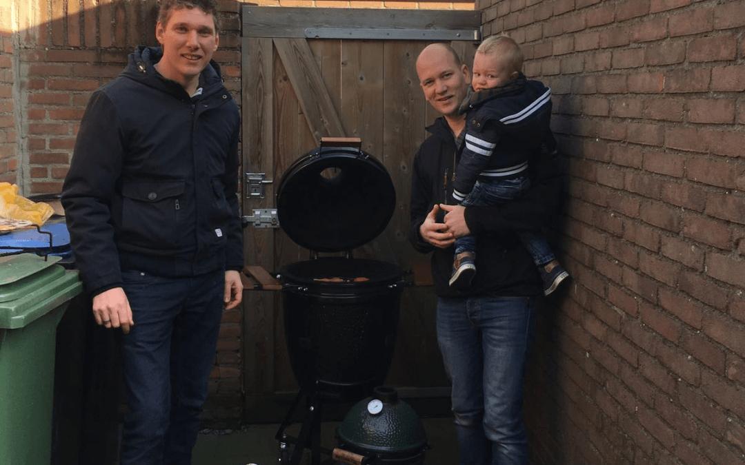BBQ Geweld – Het begin
